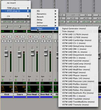 fxpansion vst to rtas adapter pro tools 10