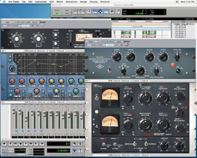 Universal audio uad 1 rtas plug ins in pro tools woo hoo stopboris Image collections