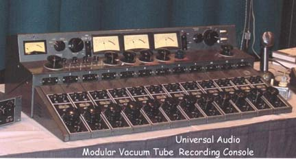 ua webzine compression obsession august 04 history of the 610 preamplifier with paul mcmanus. Black Bedroom Furniture Sets. Home Design Ideas