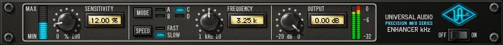 Precision Enhancer kHz UAD plugin